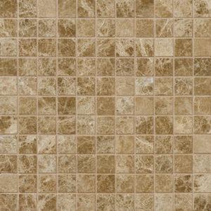Paradise Polished 2,3x2,3 Marble Mosaics 30,5x30,5