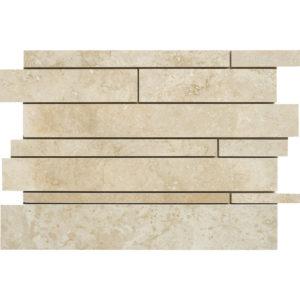 Canyon Honed&filled Slides Travertine Mosaics 28x43