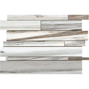 Verona Polished Slides Marble Mosaics 28x43