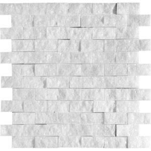 Avalon Rock Face 2,5x5 Marble Mosaics 32x32