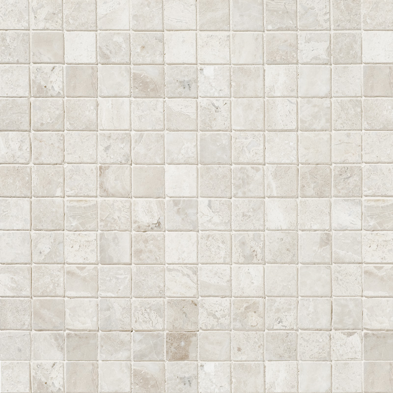 Diana Royal Honed 2,3x2,3 Marble Mosaics 30,5x30,5