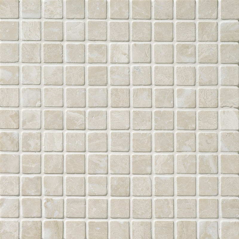 Diana Royal Tumbled 30,5x30,5 1x1 Marble Mosaics