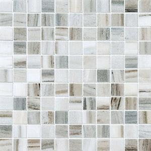 Verona Blend Honed 2,3x2,3 Marble Mosaics 30,5x30,5