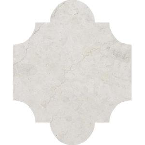 Britannia Honed San Felipe Limestone Waterjet Decos 20x24,77