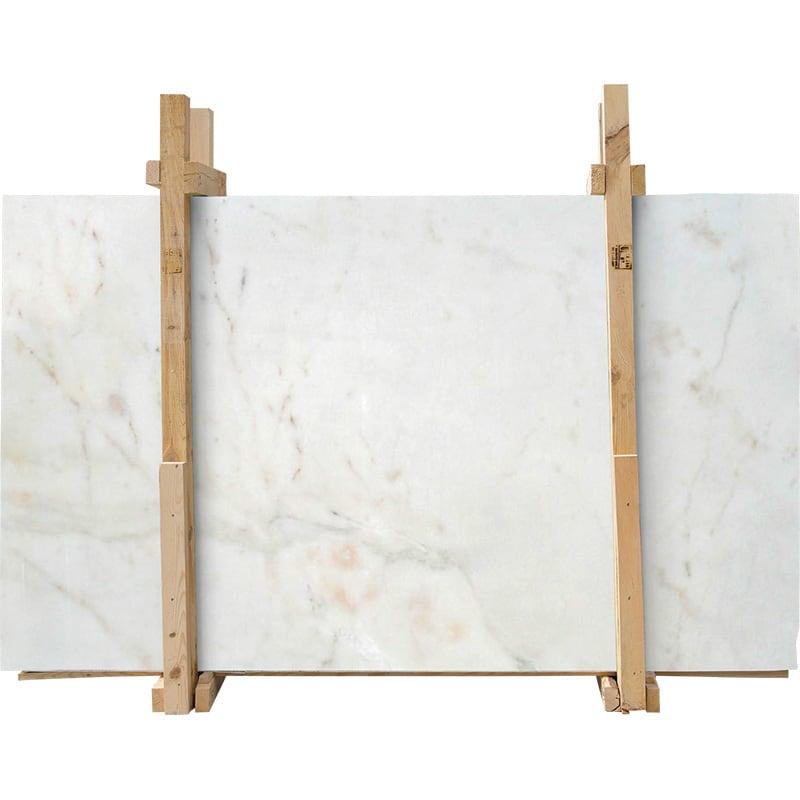 Afyon Sugar Polished Marble Slab 2 Cm, 3 Cm