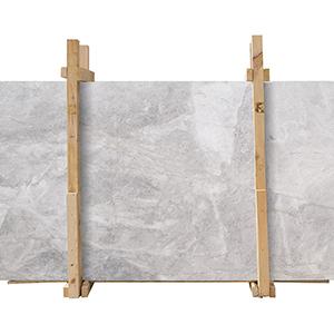 New Silver Shadow Honed Marble Slab 2 Cm, 3 Cm
