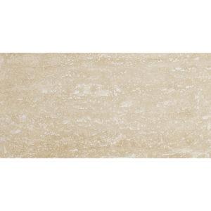 Ivory Vein Cut Honed&filled Travertine Tiles 30,5x61