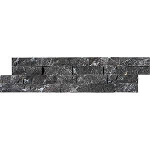 Black Ledger Marble Panels 15,2x61