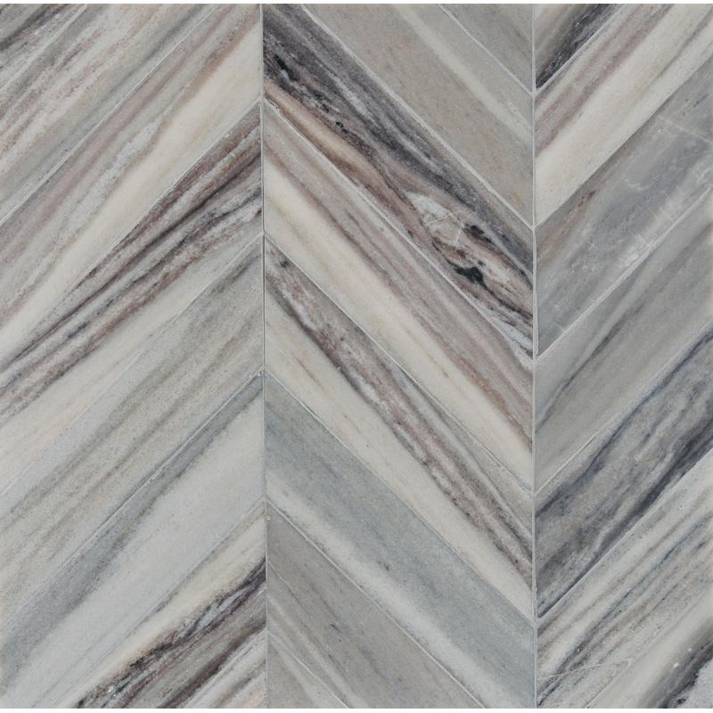 Palisandra Vein Cut Multi Finish 34,13x34,13 Bosphorus Marble Waterjet Decos